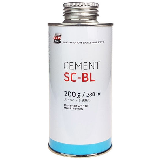 Klej do opon, Special Cement BL (200 g / 230 ml) - Rema Tip Top